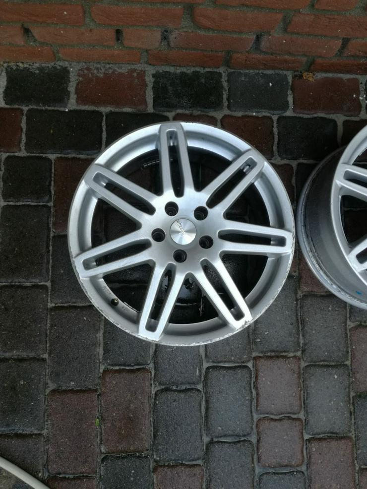 Bild 2: Felgen WheelWorld 8J 18H2 (4 Stück)