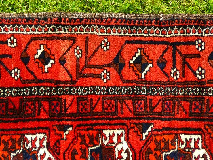 Bild 4: Orientteppich Belutsch antik 186x98 (T072)