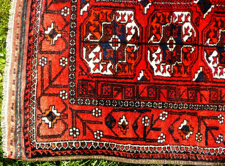 Bild 3: Orientteppich Belutsch antik 186x98 (T072)