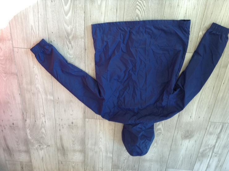 Bild 3: Adidas Regenjacke dunkelblau