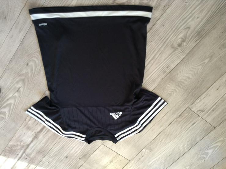 Bild 2: Adidas T-Shirt schwarz