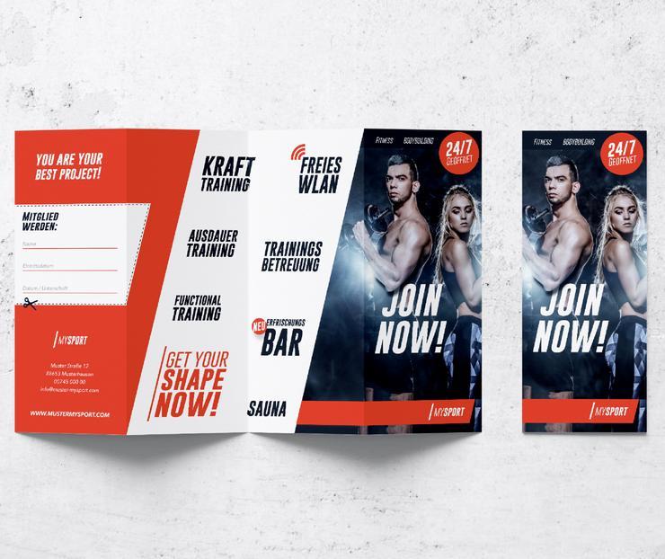 Mediengestalter, Branding, Logo, Flyer, Design, Mediendesigner