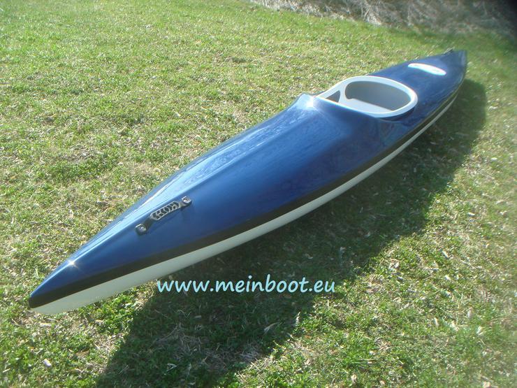 1er Kajak 450 Neu! in blau /weiß