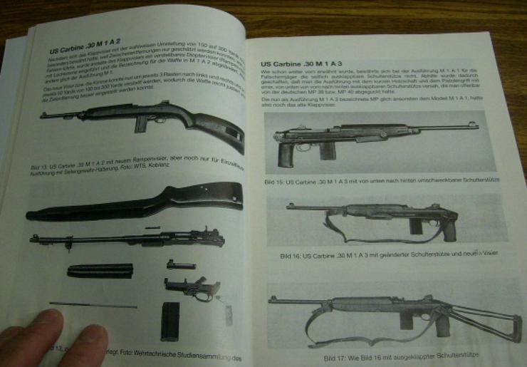 """""""WAFFEN REVUE"""" Nr. 80, viele Artikel, Fotos u. Zeichnungen, Titel-Artikel: U.S.-Karabiner .30 M1 Carabine - Geschichte - Bild 5"""