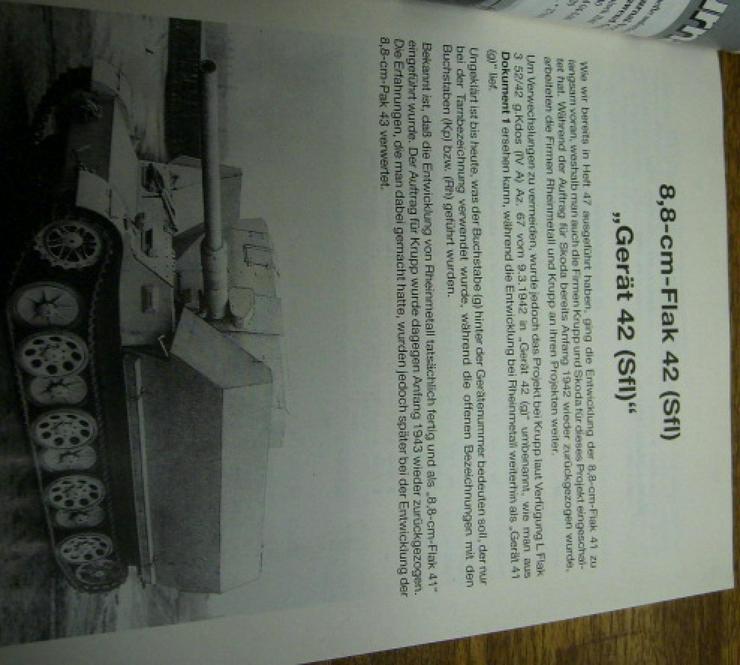 """Bild 7: """"WAFFEN REVUE"""" Nr. 80, viele Artikel, Fotos u. Zeichnungen, Titel-Artikel: U.S.-Karabiner .30 M1 Carabine"""