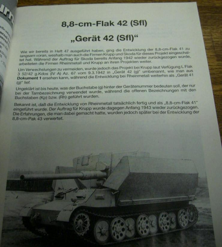 """""""WAFFEN REVUE"""" Nr. 80, viele Artikel, Fotos u. Zeichnungen, Titel-Artikel: U.S.-Karabiner .30 M1 Carabine - Weitere - Bild 6"""
