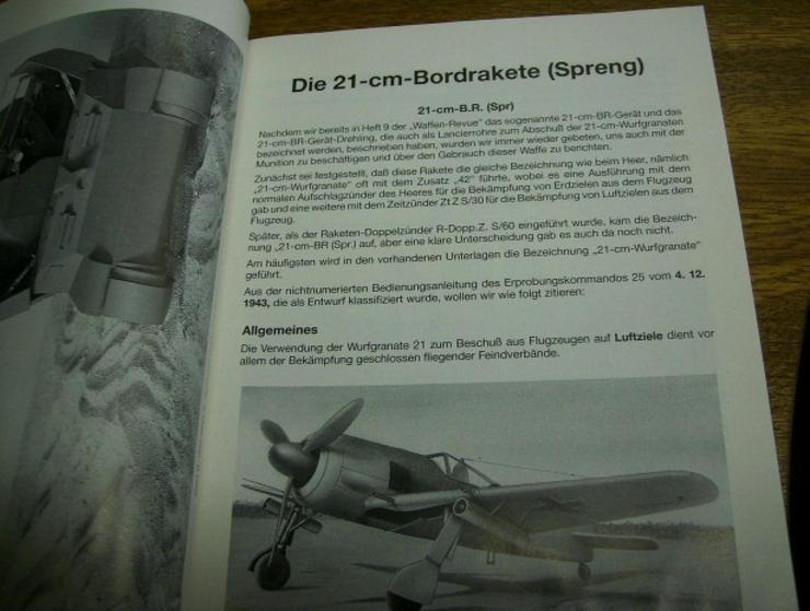 """Bild 8: """"WAFFEN REVUE"""" Nr. 80, viele Artikel, Fotos u. Zeichnungen, Titel-Artikel: U.S.-Karabiner .30 M1 Carabine"""