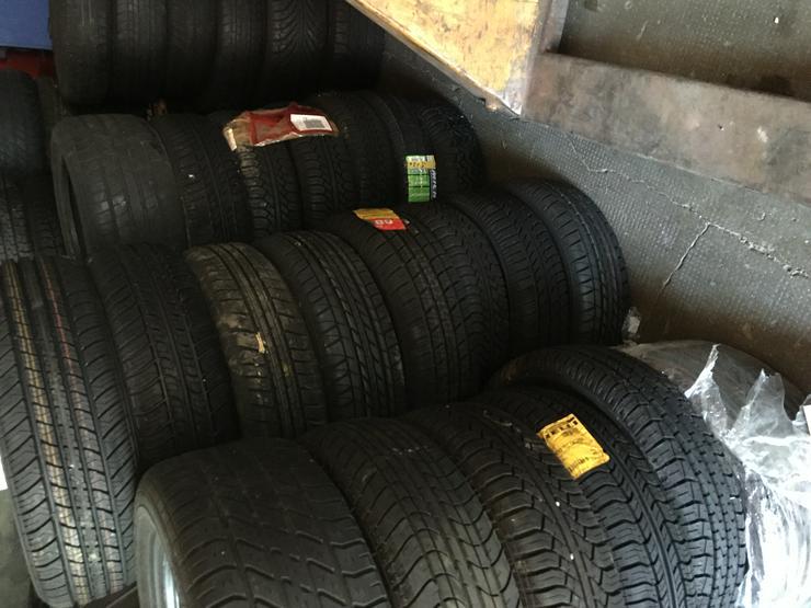 Rieifen& Alufelge Reifen Neue und gebraute