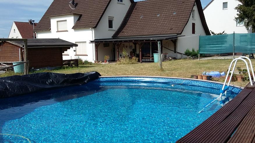 Familientraum mit Fußballplatz + Pool direkt am schönen Teutoburger Wald *** Teutoburger Wald Seite ***