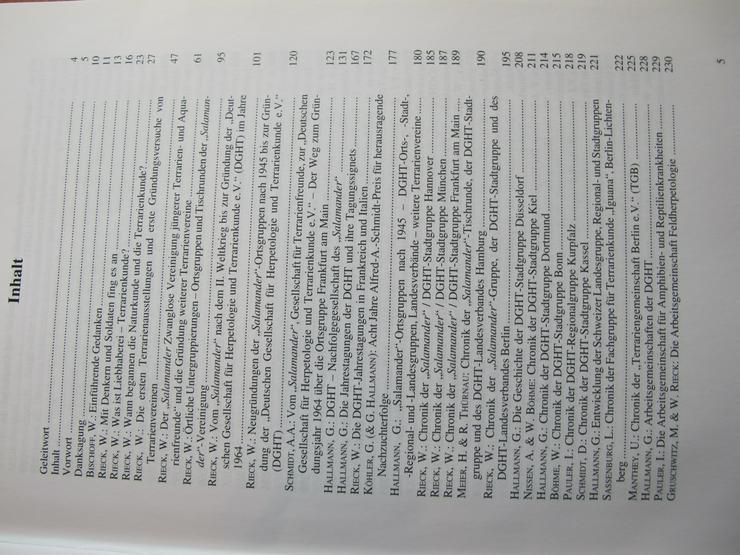Bild 2: Die Geschichte der Herpetologie und Terrarienkunde im deutschsprachigen Raum