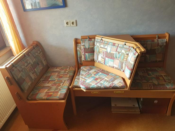 Verkauf einer Esszimmer-Eckbank - Stühle & Sitzbänke - Bild 1