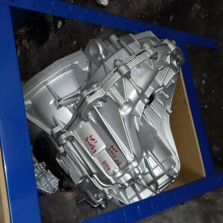 PF6006 Getriebe Movano Master Interstar 2,5L PF6014