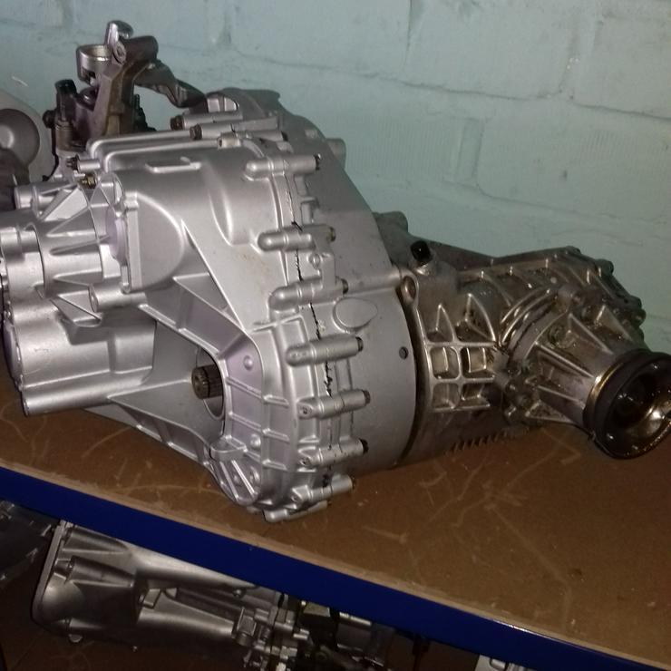 Getriebe  VW T5 TDI 2,5 Liter 4x4  HNC KLF FXW FNN FXW JKT JFW KCK KCM