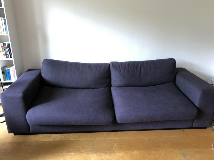 Bild 3: Bolia Sepia Sofa inkl. Couchhocker