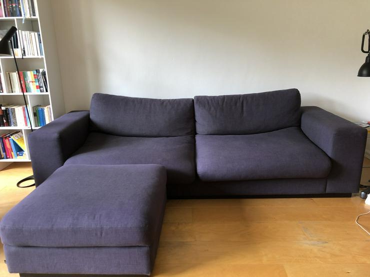 Bild 2: Bolia Sepia Sofa inkl. Couchhocker