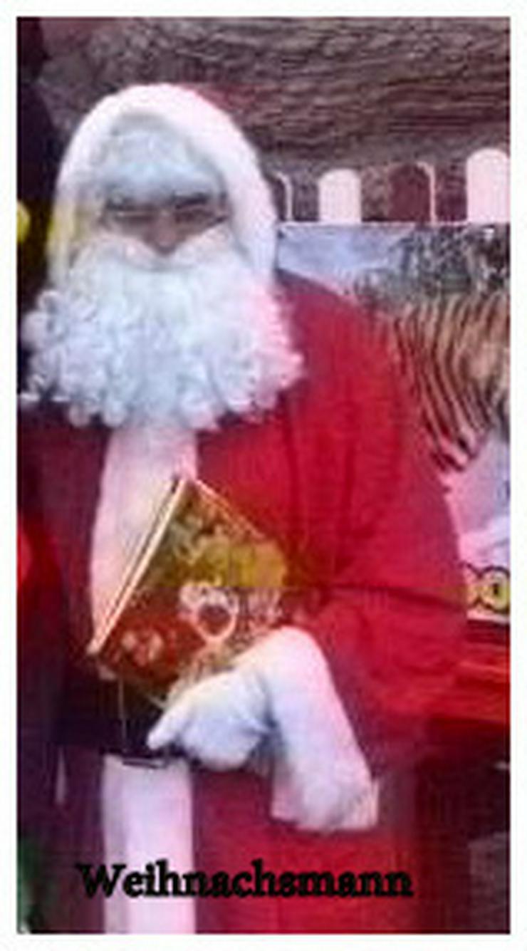 Bild 5: Nikolaus /Weihnachtsmann buchen für Ihre Familienfeier bis zum 24.12 buchen..