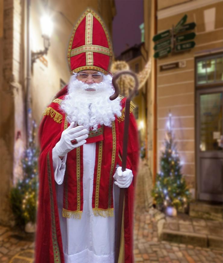Nikolaus /Weihnachtsmann buchen für Ihre Familienfeier bis zum 24.12 buchen.. - Sonstige Dienstleistungen - Bild 1