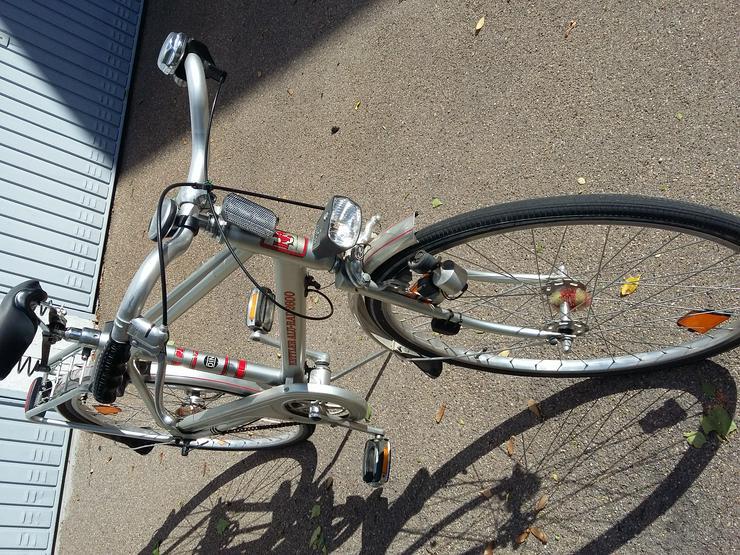 Bild 3: Hochwertiges Herrenrad (Alu) von Kettner 2600