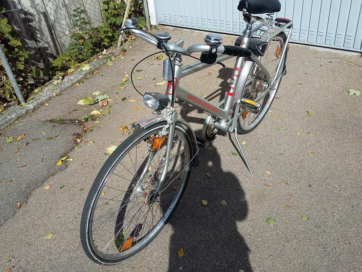 Bild 2: Hochwertiges Herrenrad (Alu) von Kettner 2600