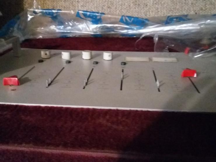 Bild 3: Mischpult Schallplattenspieler