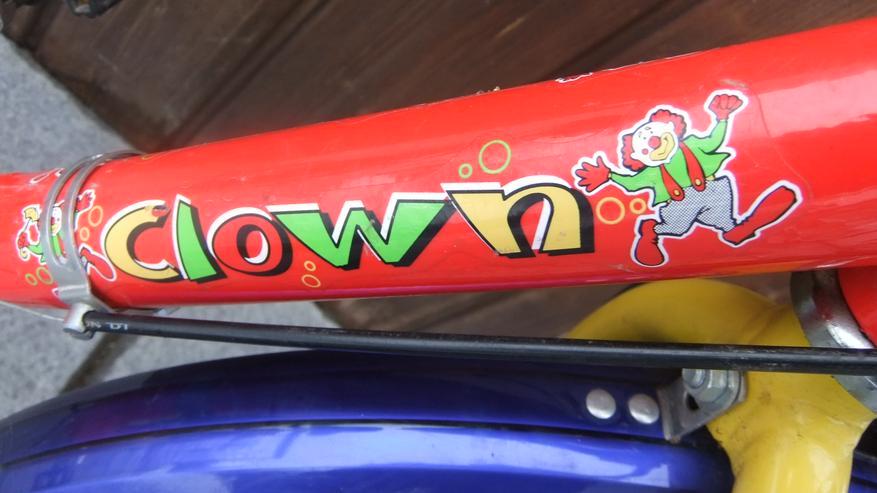 Bild 2: Kinderfahrrad 20 Zoll von Clown 3 Gänge Versand möglich
