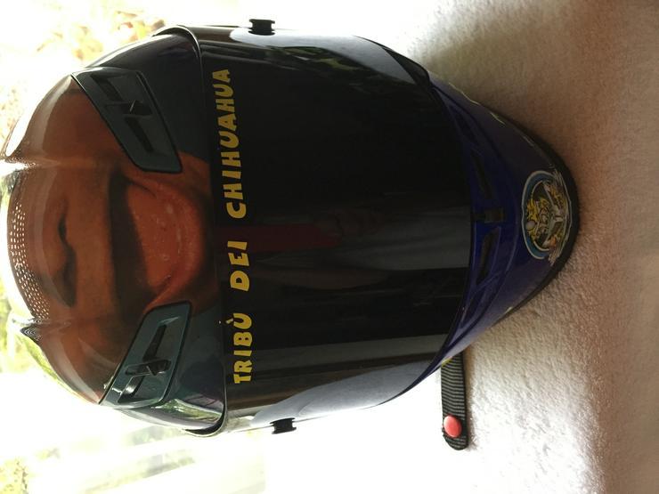 Original AGV Helm