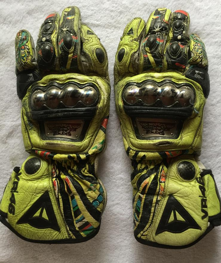 "Original Dainese ""Rossi"" Handschuhe"