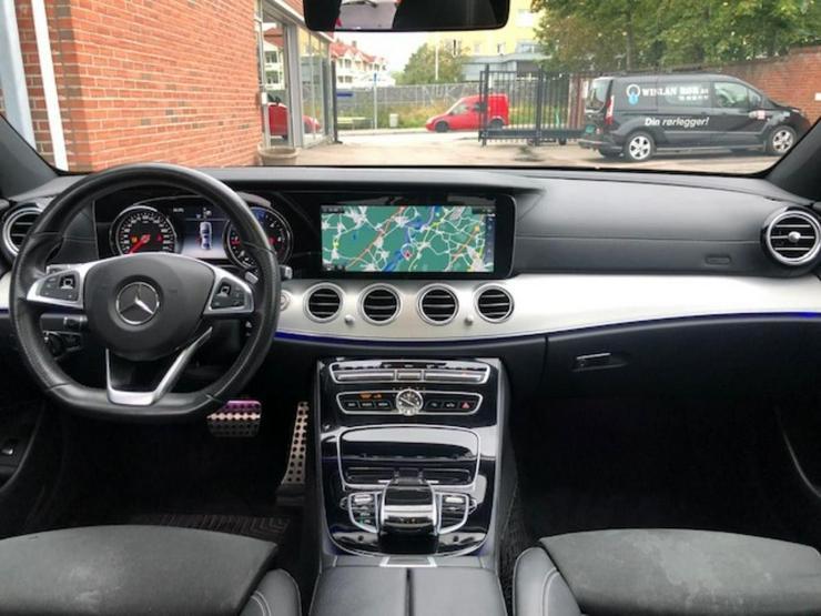 Bild 3: Mercedes-Benz Classe E E220 CDi 194Hk EXCLUSIVITÉ
