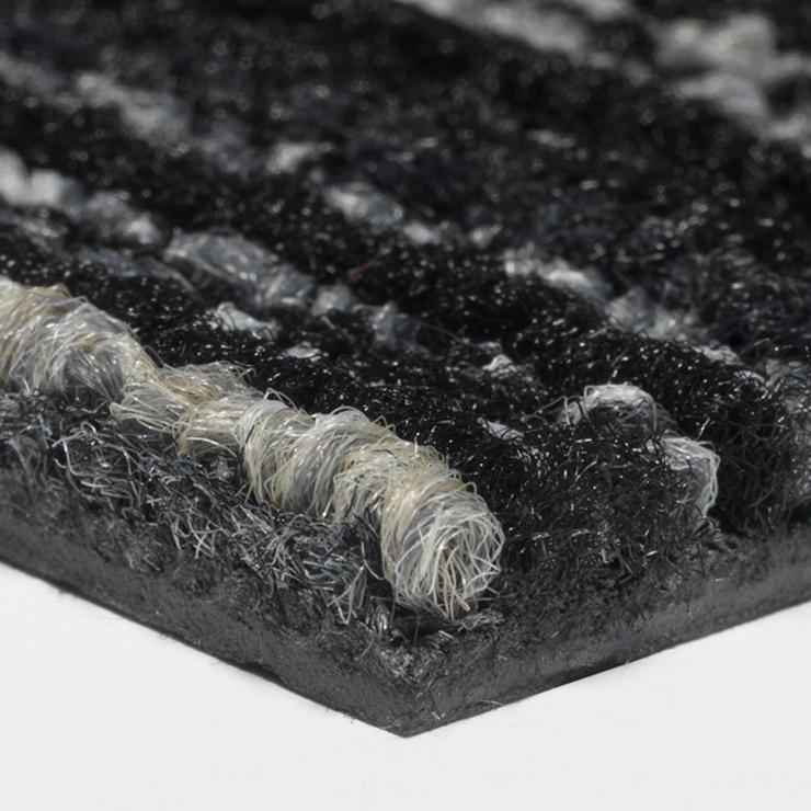 Bild 3: 45,75m2 Vintage - Refine - Gate House Teppichfliesen Teppichboden von Interface