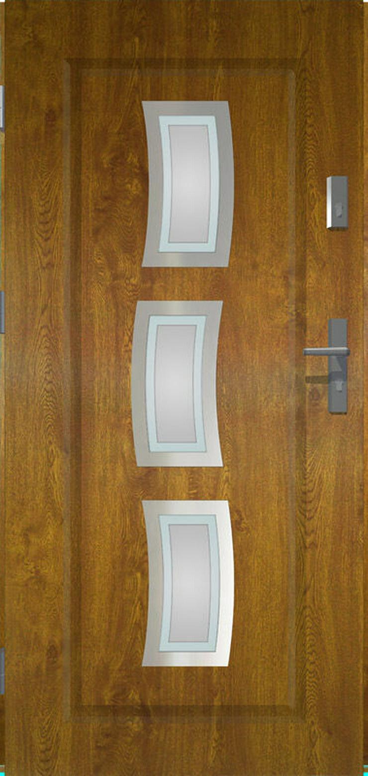 Bild 6: Tür Prime55 Stars Haustür Eingangstür Stahltür 80/90/100 Wohnungeingangstür