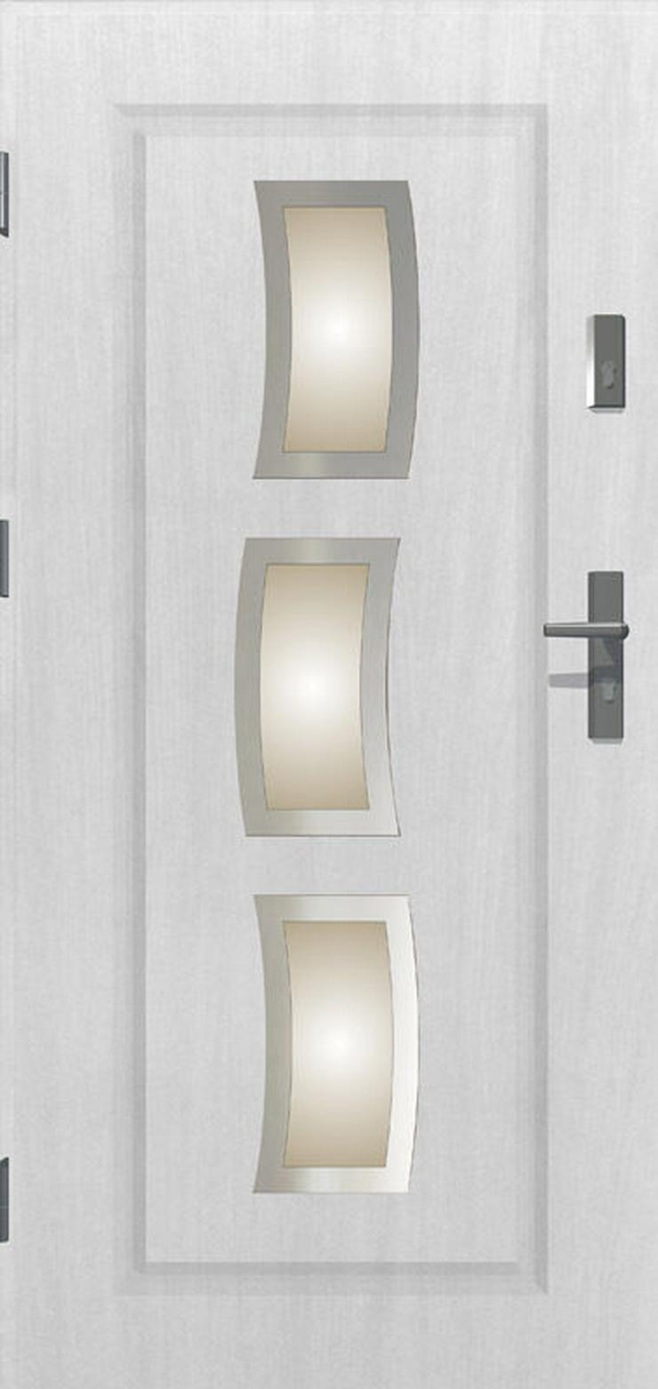 Bild 2: Tür Prime55 Stars Haustür Eingangstür Stahltür 80/90/100 Wohnungeingangstür