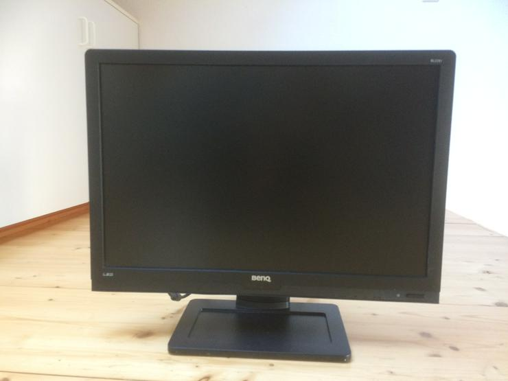 "BenQ LCD 22"" Monitor"