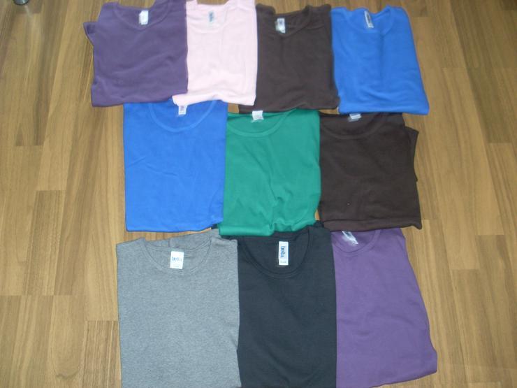 Sonderposten 10 Stück Marken Damen T- Shirts von Bella Gr. S- L
