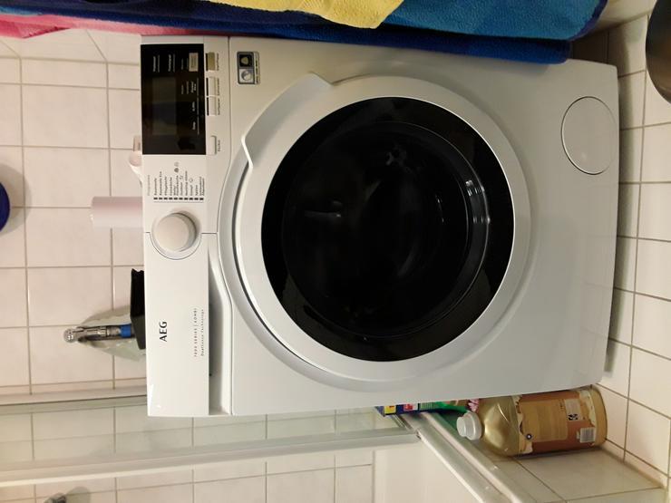Verkaufe waschtrockner von  AEG L7WB65684