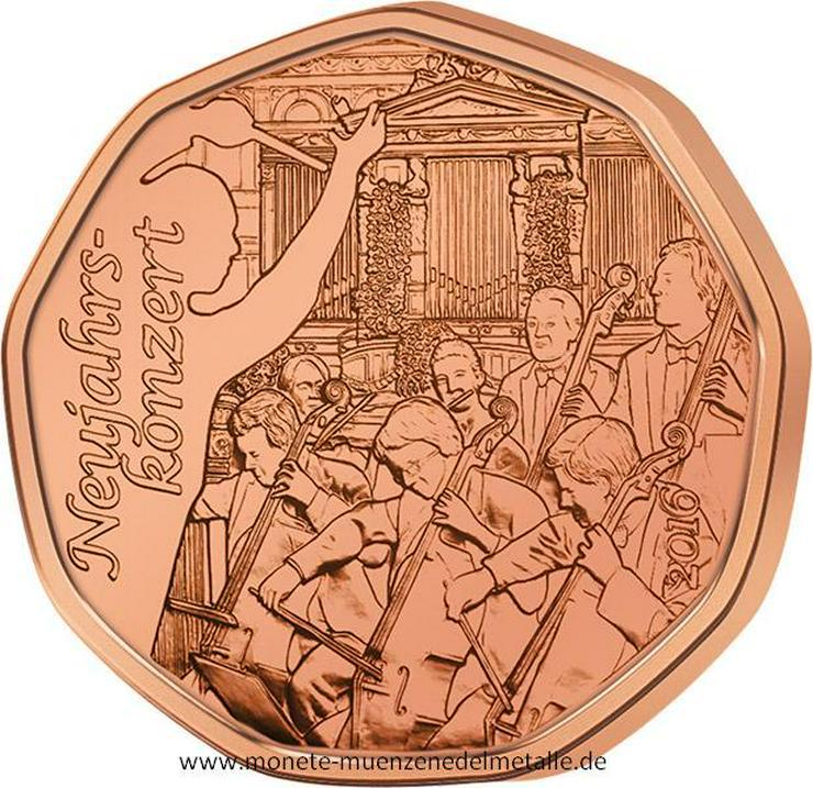 Österreich 5 Euro Neujahrkonzert  2016