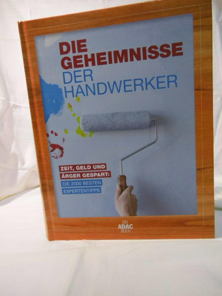 Fachbuch - Die Geheimnisse der Handwerker - ADAC, 1. Auflage 2013 / Ratgeber