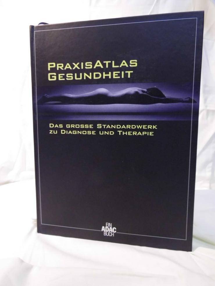 Buch Praxisatlas Gesundheit - Das große Standardwerk zu Diagnose und Therapie