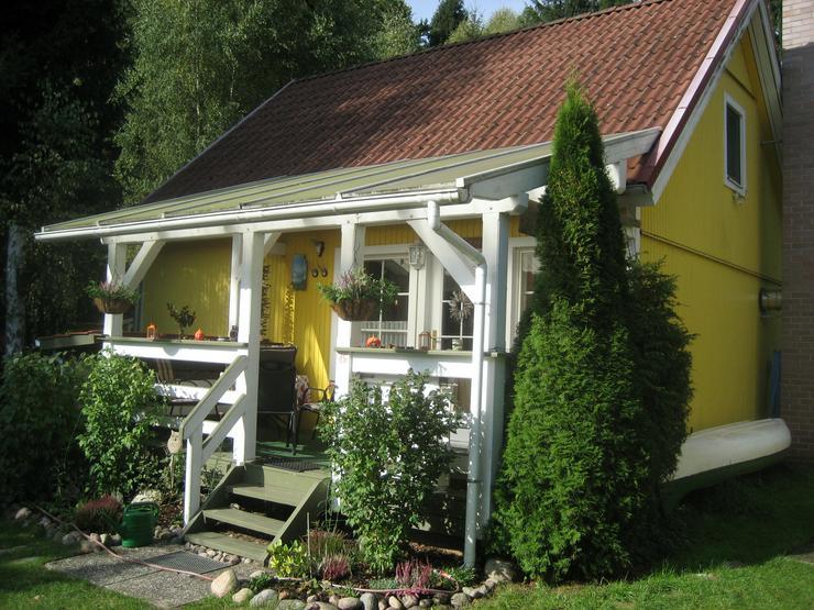 Gemütl. Ferienhaus an der Mecklenburgischen Seenplatte