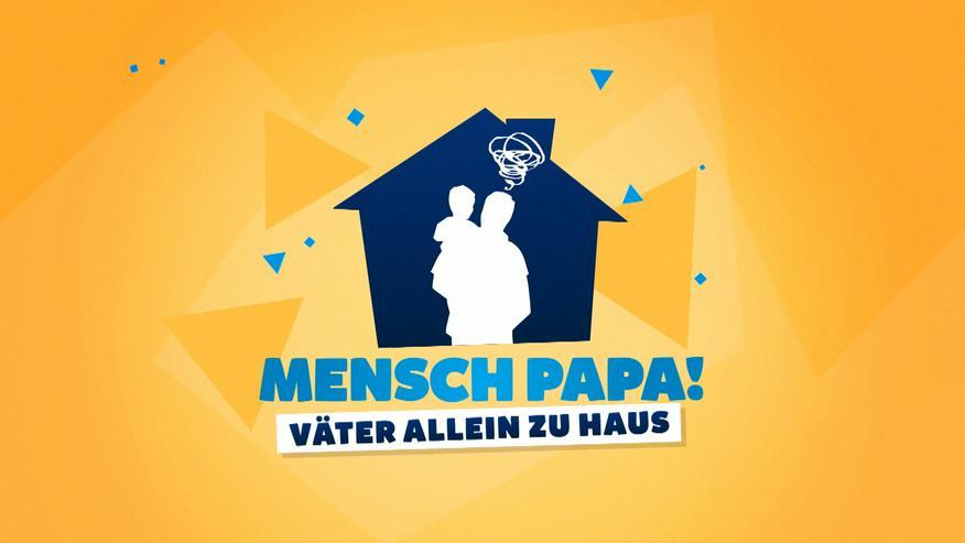 TV-Doku 'Mensch Papa! Väter allein zu Haus' sucht Familie mit Kindern