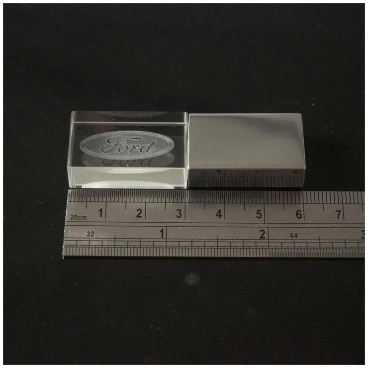 Bild 8: USB-STICK Auto-Logo in Rotem LED-Licht USB 2.0 8GB bis 64GB *NEU*