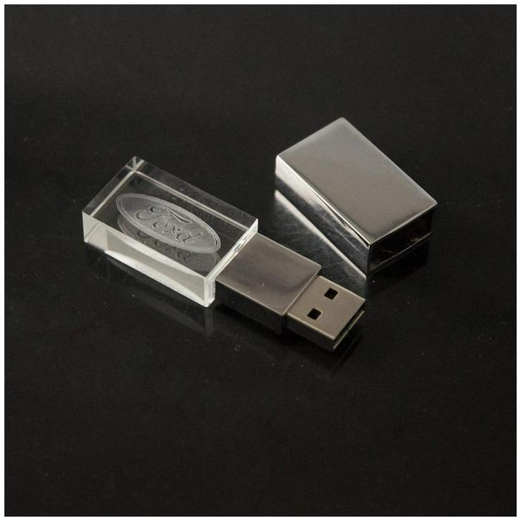 Bild 9: USB-STICK Auto-Logo in Rotem LED-Licht USB 2.0 8GB bis 64GB *NEU*