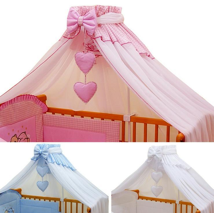 Moskitonetz Baby Betthimmel Babyzimmer Kinderzimmer Bettausstattung Bettsets