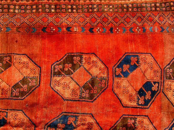 Bild 2: Orientteppich Ersari-Beschir 18/19Jhdt. (T083)