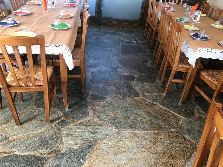 Bild 2: Naturstein Polygonalplatten, Riemchen, Mauer- Verblender