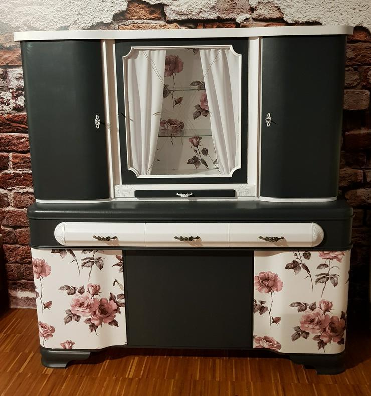 Küchenbuffet, Vintage, Retro - Schränke & Regale - Bild 1