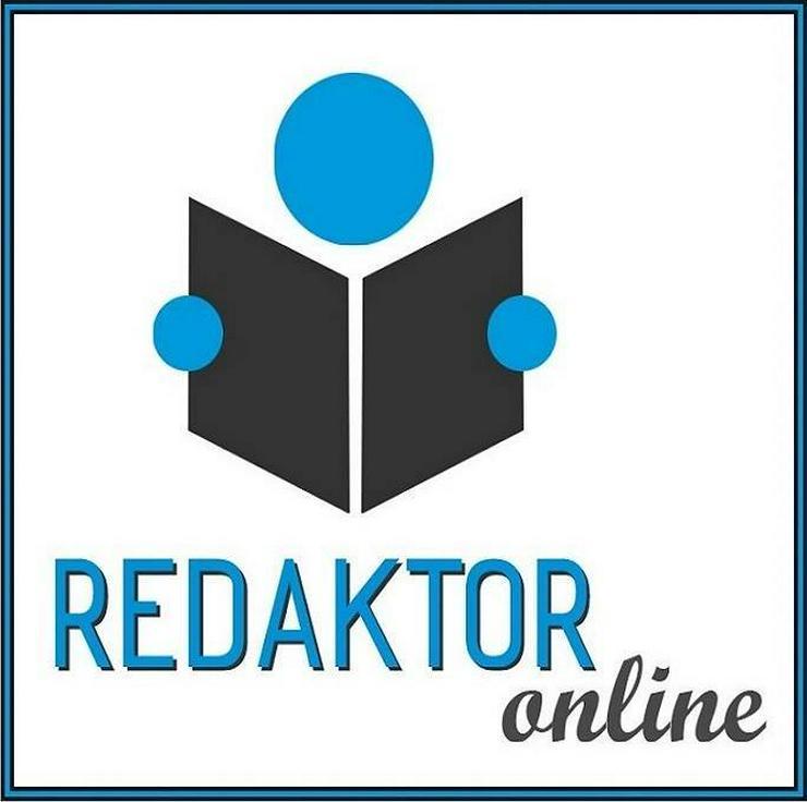 Redaktor-Online - die Bachelorarbeit im Griff haben - Sonstige Dienstleistungen - Bild 1
