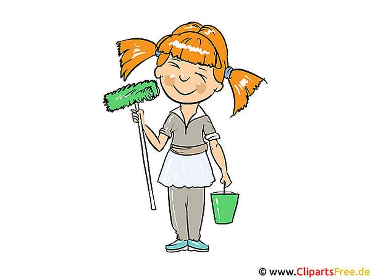 Putzperle gesucht  - Haushaltshilfe & Reinigung - Bild 1