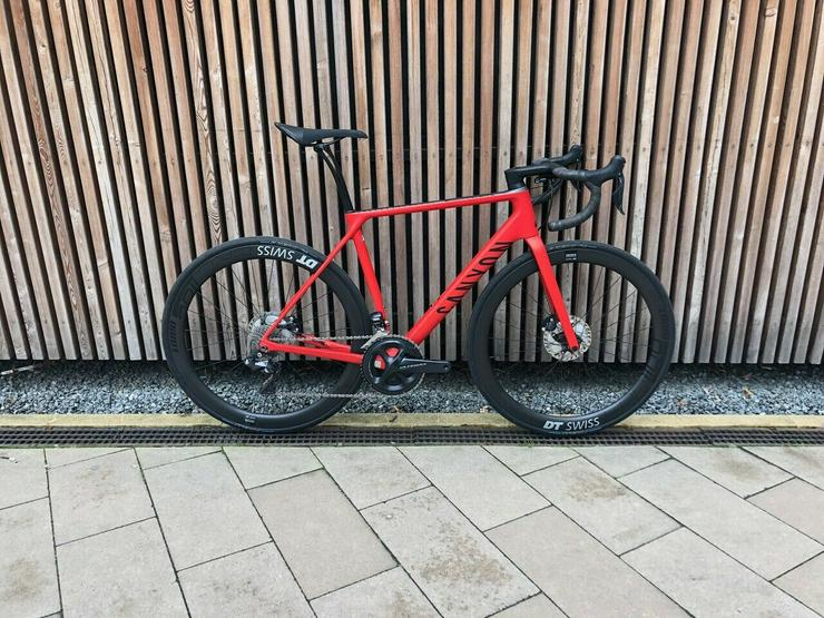 Rennrad Canyon Endurace CF SLX 9.0 DI2 Größe M - Rennräder & Triathlonräder - Bild 1