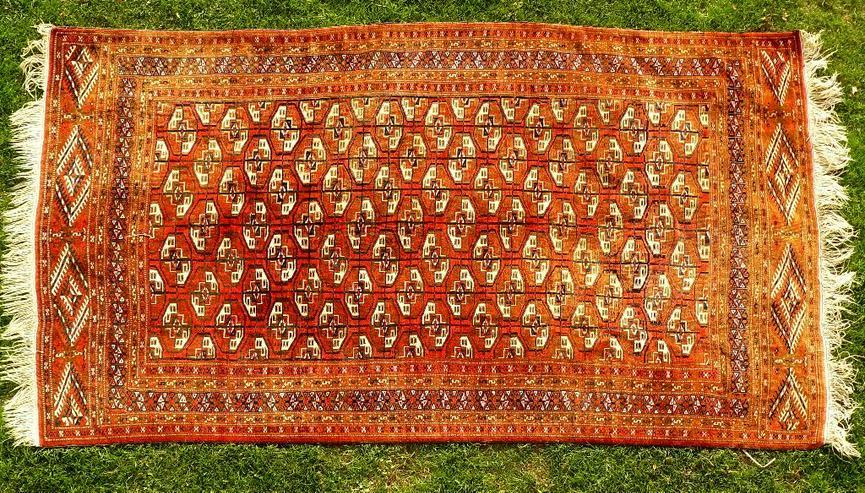 Orientteppich Tekke antik 295x173  (T089)