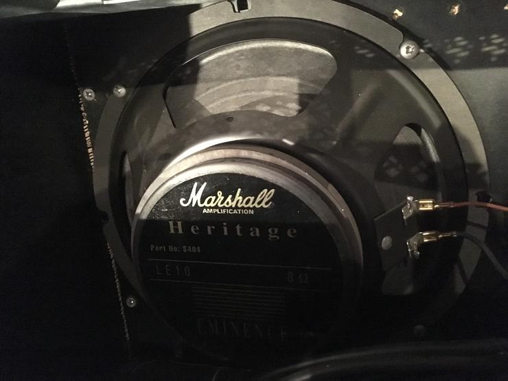 Bild 6: Marshall JTM310 Gitarrenverstärker